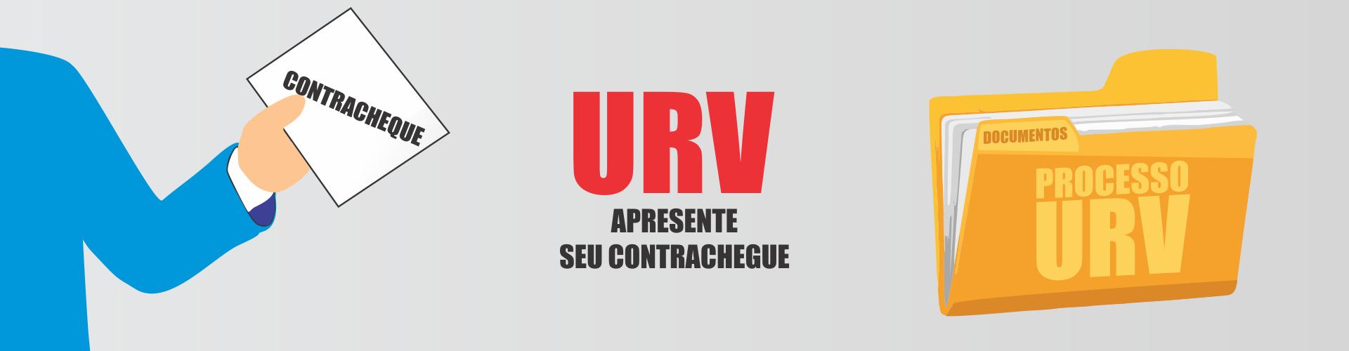 Contracheque para URV